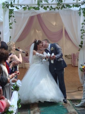 Клятва молодоженам на свадьбу