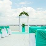 Загородный свадебный  кемпинг «Резиденция» на озере Калды
