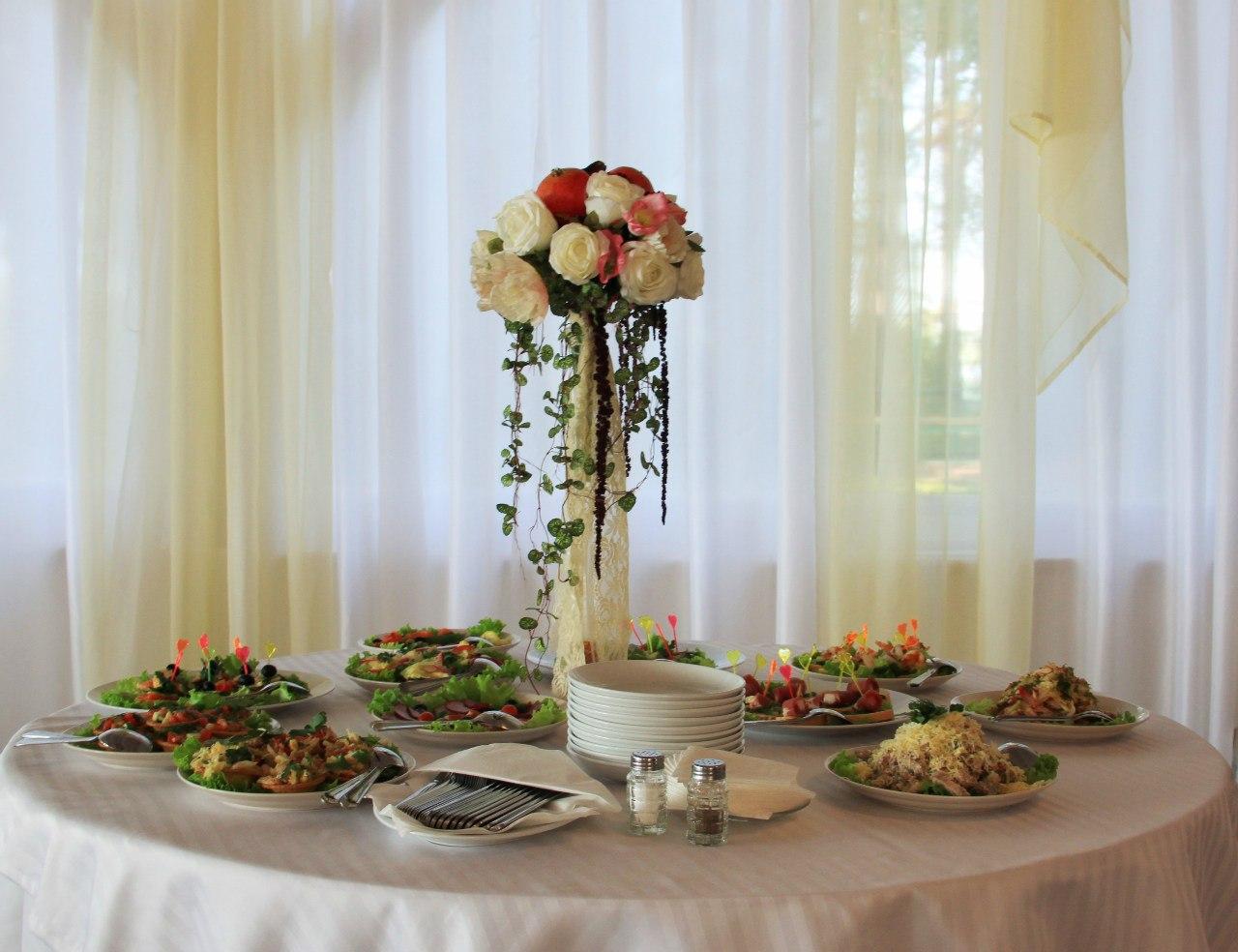 Летний ресторан для свадьбы