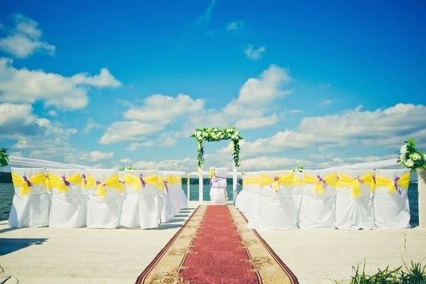 Свадьба в  шатрах без аренды