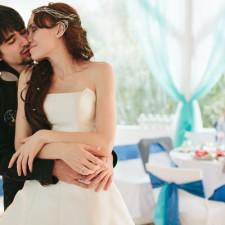 Европейская свадьба: свадебный фуршет