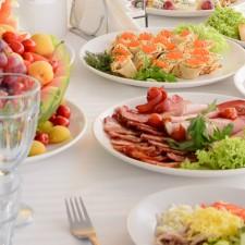 Обслуживание свадебного банкета — беззаботный праздник с «Резиденцией»