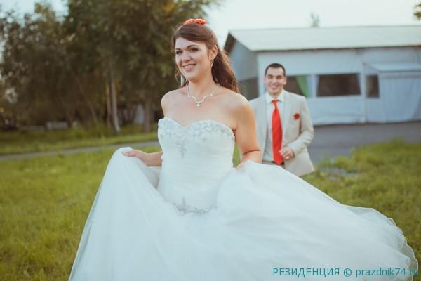 Apelsinovaja svadba Rustama i Eleny Nurgaleevyh
