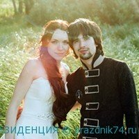 Dmitrij i Elena Jarkovy