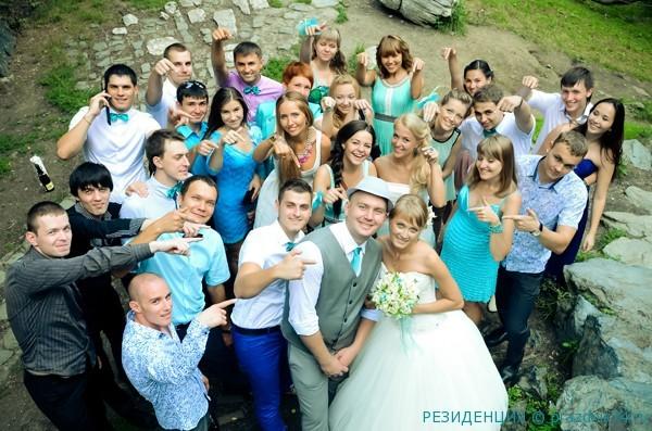 Svadba Sergeja i Anastasii Kejt