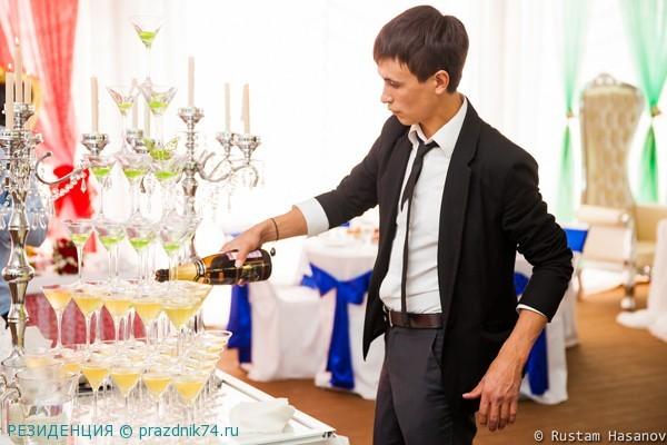 Vyezdnoj bar koktejli