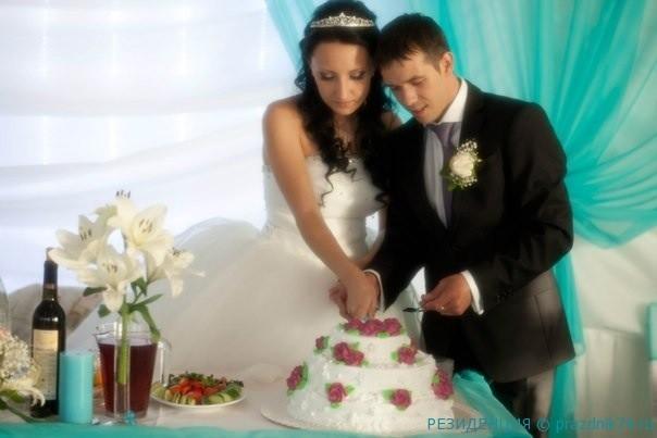 1 Kirill i Viktorija Leontevy. Svadba