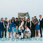 Dmitrij i Elena Jarkovy. Svadba 20