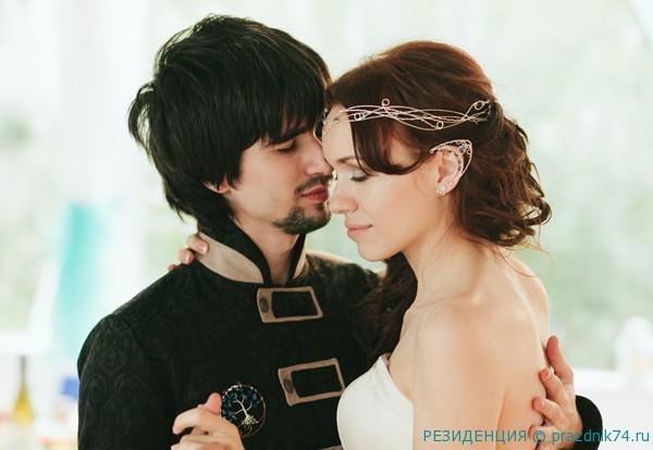 Dmitrij i Elena Jarkovy. Svadba 4