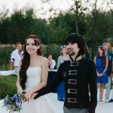 Лучшая эльфийская свадьба на озере Шарташ
