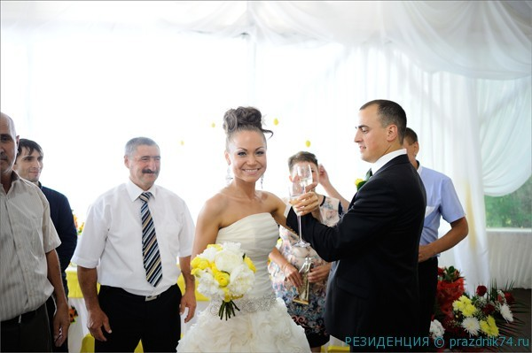 Grisha i Lilja Mamaevy. Svadba 15