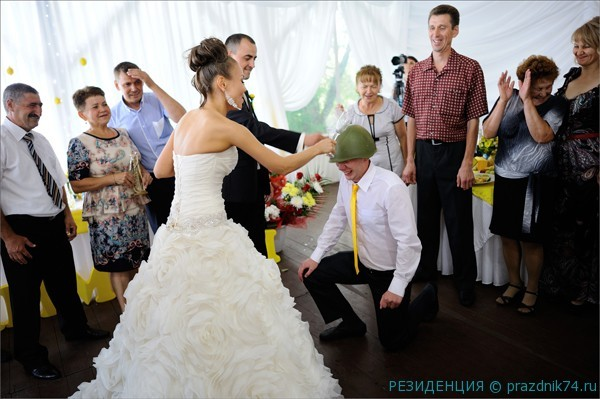 Grisha i Lilja Mamaevy. Svadba 16