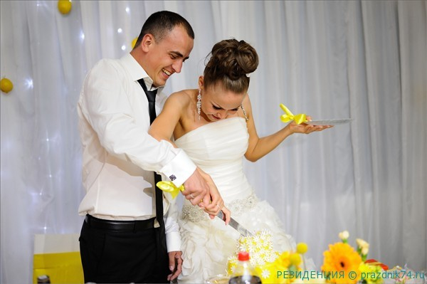 Grisha i Lilja Mamaevy. Svadba  30