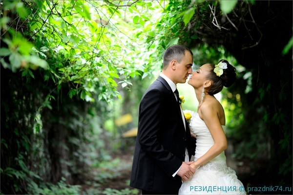 Grisha i Lilja Mamaevy. Svadba 4