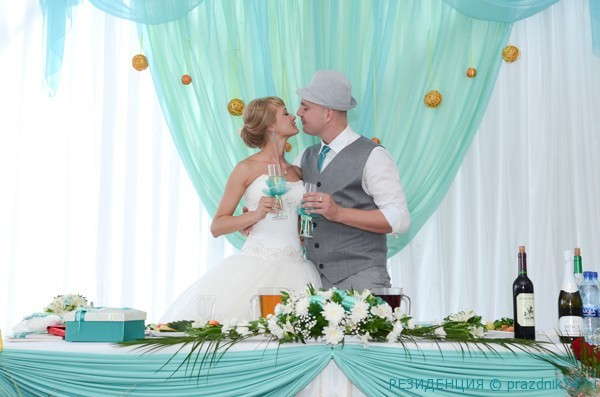Sergej i Anastasija Kejt. Svadba