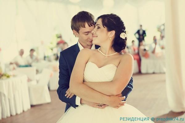 27 Stanislav i Ekaterina Igoshiny. Svadba