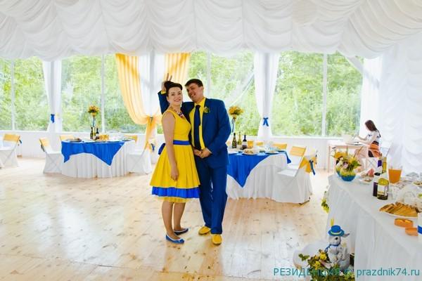3 Jura i Olja Arnautovy. Svadba