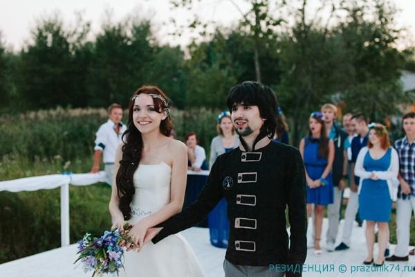 Dmitrij i Elena Jarkovy. Svadba 9