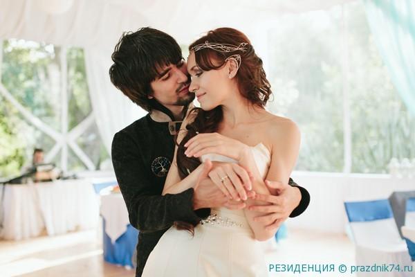 Dmitrij i Elena Jarkovy. Svadba