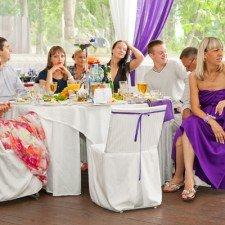 Лучшая черничная свадьба