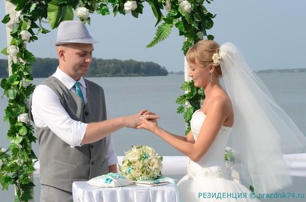 Лучшая свадьба в  бирюзовых тонах