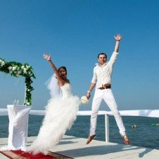 Выставка в Екатеринбурге «Свадебный сезон 2014»