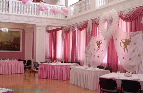Banketnyj zal dlja svad'by v Ekaterinburge