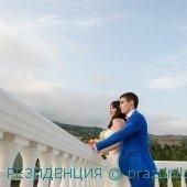 Свадебная церемония  на море для двоих