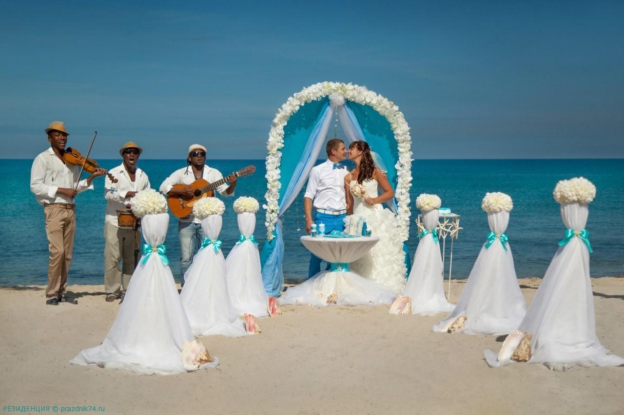 Свадьба на море: с чего начать? - Weddywood