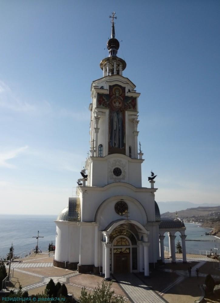 Храм Крым