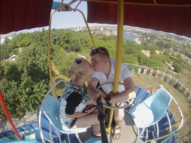 Конкурс, Свадьба в Крыму